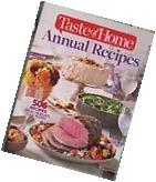 2015 Taste of Home Annual Recipes Cookbook 69806 New