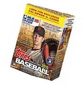 2015 Topps Series 2 Baseball Factory Sealed Blaster Box 10 Packs Quantity