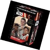 2015 Topps Star Wars Force Awakens series 1 hobby sealed 24-