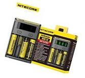 NITECORE 2016 New i4 Intellicharger 18650 Li-ion Ni-MH NiCd
