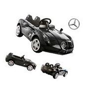 2016 Mercedes Benz 12V Kids Ride On Toy Car Electric MP3 Remote Control Black