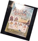 2016 Topps Allen & Ginter Baseball Card 8 packs 48 Cards