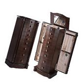 2016 Wood Jewelry Cabinet Armoire Box Storage Chest Stand