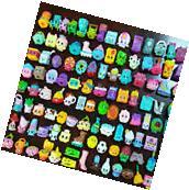 Loose Random 100PCS Shopkins of Season 1 2 3 4 5 6 7 Toys