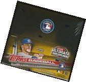 2017 Topps MLB Series 1 Baseball Trading Cards SEALED 24-
