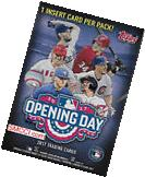 2017 Topps OPENING DAY MLB Baseball Series 77 Card Unopened