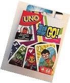 2017 New Mattel UNO Card Game Teen Titans Go