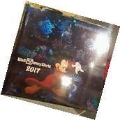 2017 Walt Disney World Autograph Book Sorcerer Mickey And
