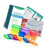 21 Day Portion Control Diet Container Set - Lose Weight and