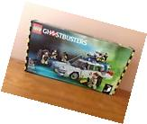 Lego 21108 Ghostbusters Ecto-1 Brand New & Factory Sealed