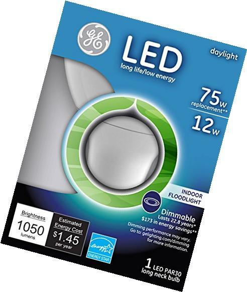 GE Lighting 22233 Energy-Smart LED 12-watt, 1050-Lumen PAR30