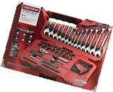 Craftsman - 24964 - 56 Piece Universal Mechanics Tool Set