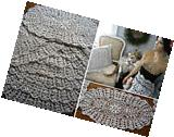 25 LACE Doilies Chabby Victorian Vintage Wedding Arts &