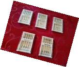 50 Sewing Needles Kenmore,Brother, Janome 11,12,14,16,18