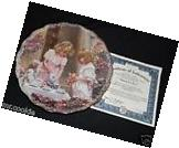2nd Sharing Tea Time Plate by Sandra Kuck Treasured Moments