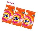 3-Bags Tide Plus+ Downy Laundry Powder Detergent Plus