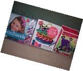 3 CRAFT KITS FOR GIRLS  NEW  IN BOXES & READY FOR GIFT