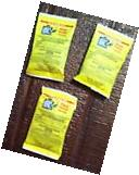 3 Just One Bite No Touch pks Rodent bait Kill rats, mice