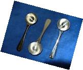 3 Limited Edition Maxwell House Coffee Stainless Steel Scoop