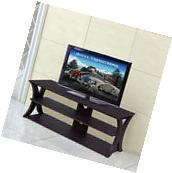 3-Tier TV Stand Entertainment Center Media Console Furniture