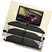3 Tier TV Stand Shelf Entertainment Center Console Media