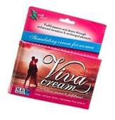 VIVA CREAM 3 Tube Pack - Female Stimulating Sex Enhancement