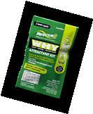 3 Rescue W*H*Y* WHYTA  2 Week Yellowjacket Wasp Hornet Bait