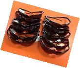 12 PAIR 3000356 JACKSON SAFETY NEMESIS SAFETY GLASSES BLACK