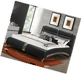 Coaster Furniture 300350Q Jeremaine Upholstered Queen Bed In
