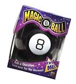 Mattel 30188 Magic 8 Ball 1 Free Shipping, New