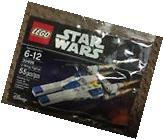 LEGO 30496 Star Wars U-Wing Fighter Polybag 55pcs Building