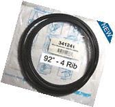 "341241 Dryer Belt 92"" 4 Rib New for Whirlpool Kenmore Sears"
