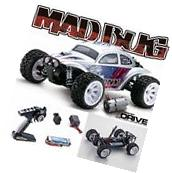 Kyosho 34354T3 Mad Bug VEi 1/10 4WD Buggy RS RTR w/ Radio /