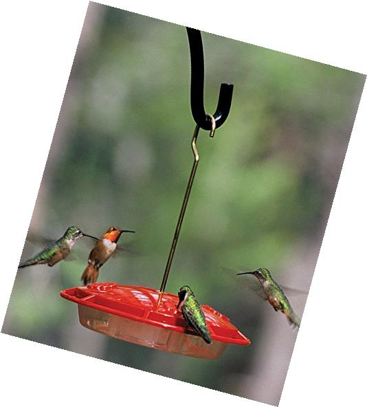 Aspects 367 Hummzinger Ultra Hummingbird Feeder 12-Ounce 4