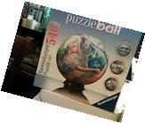 Ravensburger 3D-JP puzzleball,540 pcs.Rare,Angel#11 112 1,