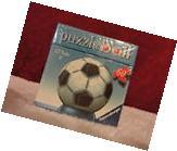 "RAVENSBURGER 3D Puzzleball Puzzle ball 60 Pcs 7cm 3"" Soccer"
