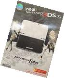 New Nintendo 3DS XL Console - Fire Emblem Fates Ltd Edition