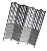 4 Panel Room Divider Free Standing Screen Folding Portable
