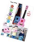 4 Strings Funny Guitar GIFT Musical Instrument Development