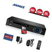 ANNKE 720P 4CH HD-CVI  H.264 DVR Video Recorder for Home