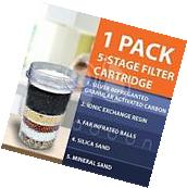 5-Stage Replacement Mineral Filter Cartridge for Zen