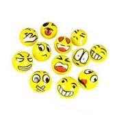"12 EMOJI EMOTICON 2"" SQUEEZE BALLS STRESS RELIEVER FASTEST"