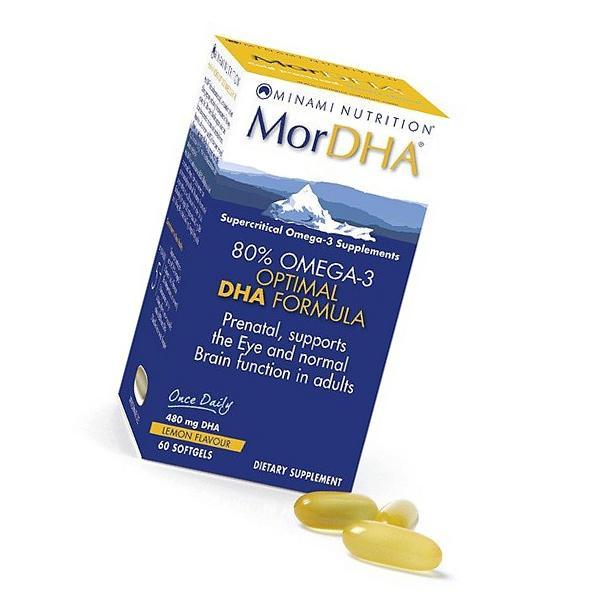 - Minami Nutrition - MorDHA Prenatal   60's   10 PACK