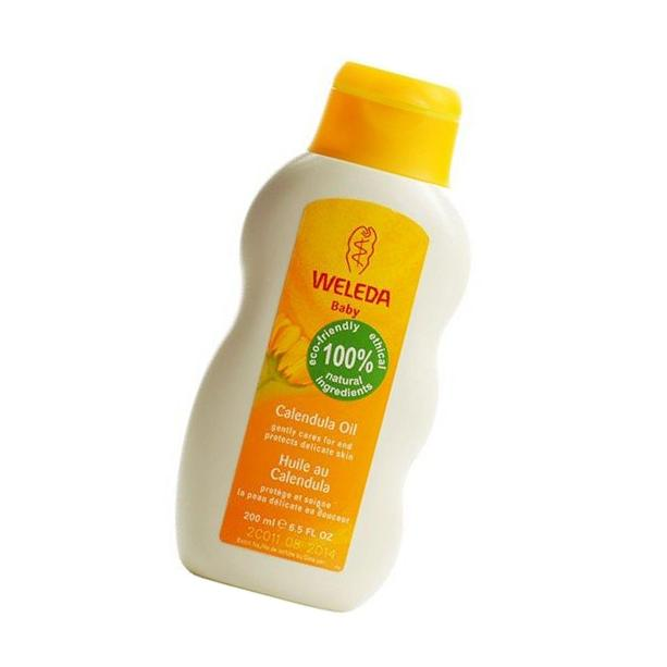 - Weleda - Calendula Baby Oil | 200ml | 3 PACK BUNDLE