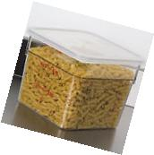 Cambro  6 Qt.Square Polycarbonate Food Storage Container