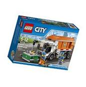 60118 GARBAGE TRUCK lego city town SEALED police NEW legos