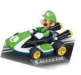 Carrera 64034 Nintendo Mario Kart 8 - Luigi Go!!! 1/43 Scale