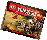 NEW sealed LEGO 70745 Ninjago Masters Of Spinjitzu