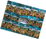 Lego 71018 Complete Set Minifigures Series 17 In Hand Free