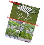 72 Plant Site Hydroponic Site Grow Kit Ebb and Flow Deep